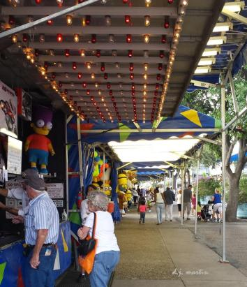 Arcade on the Midway D.J. Martin©