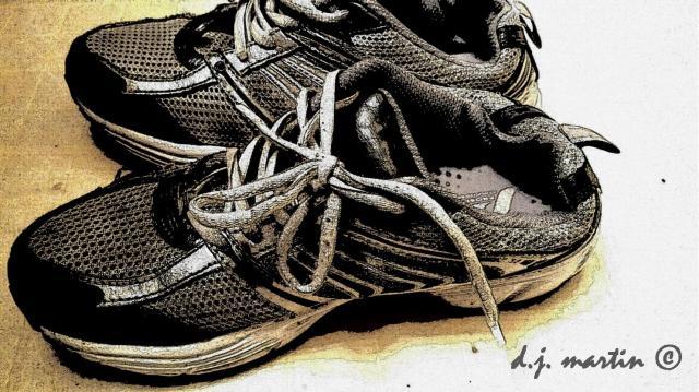 Tennis Shoes D.J.. Martin